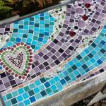 Bench Seat Mosaic
