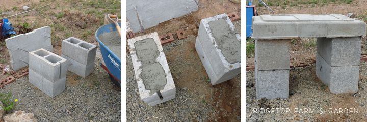 Cement Bench2