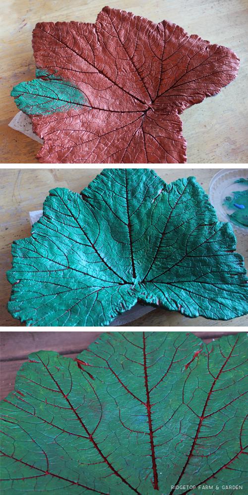 Cement Leaf paint