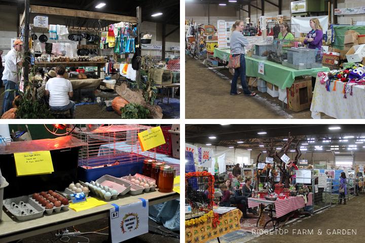 Fall Poultry Swap 2013 Vendors