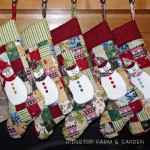 Patchwork Stockings