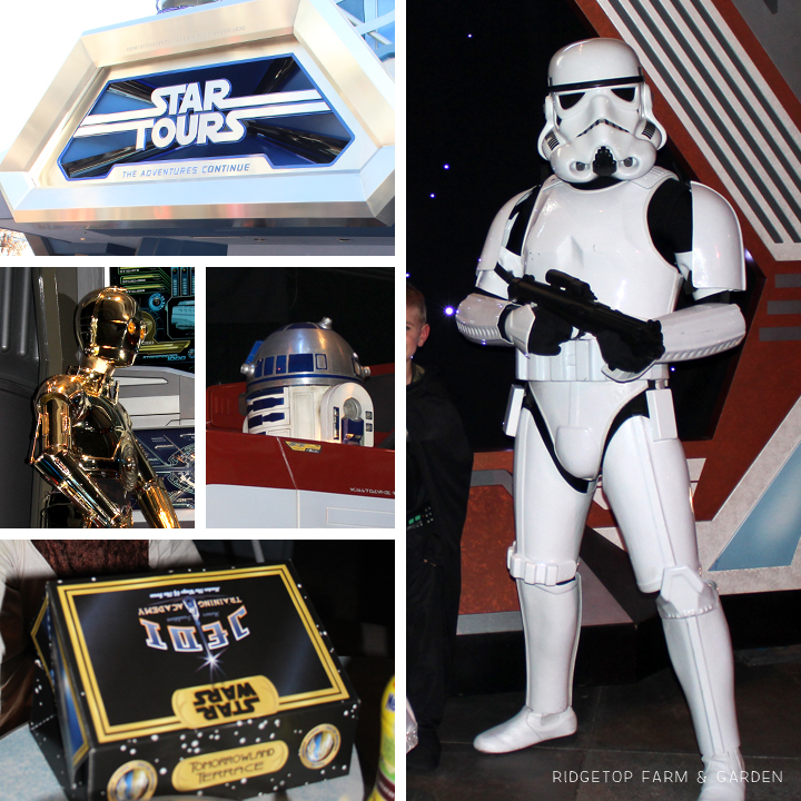 Star Wars costumes Star Tours