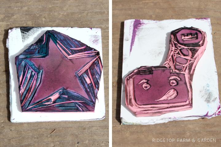Ridgetop Farm & Garden | Carving Stamps