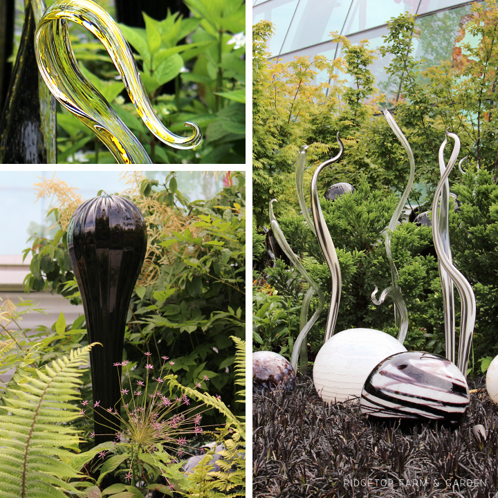 Ridgetop Farm & Garden | Chihuly Garden and Glass