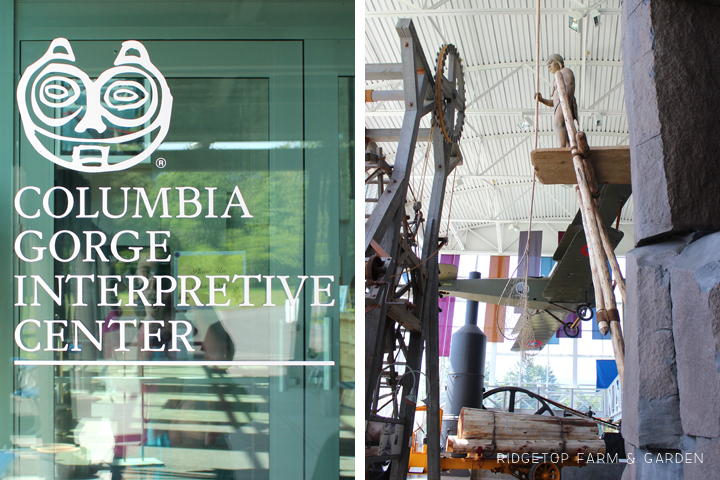Ridgetop Farm & Garden | Columbia Gorge Day Trip | Interpretive Center