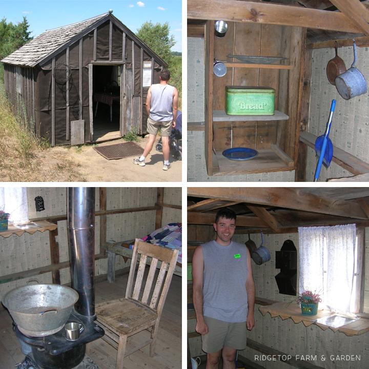 Ridgetop Farm & Garden | Laura| DeSmet | Ingalls Homestead