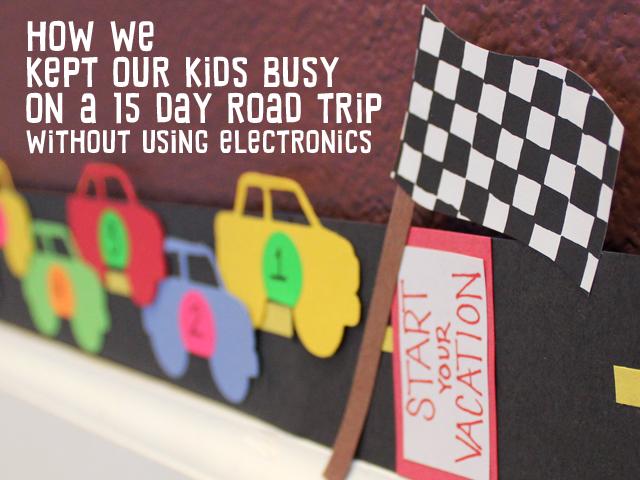 Ridgetop Farm & Garden | Keeping Busy the Kids Busy on a Road Trip