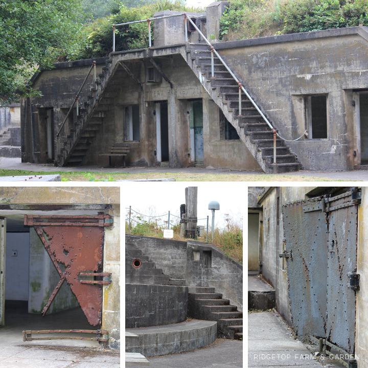 Lewis Clark Interpretive Center Fort Canby