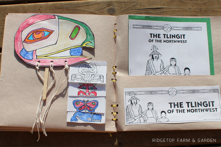 Ridgetop Farm & Garden | History Pockets | Native American | Tlingit