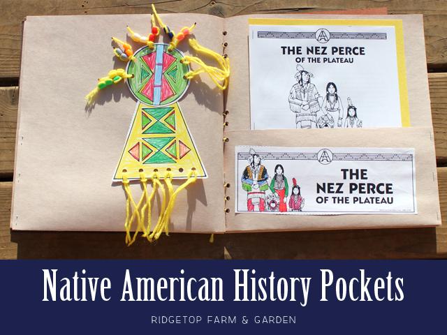 Ridgetop Farm & Garden | History Pockets | Native American