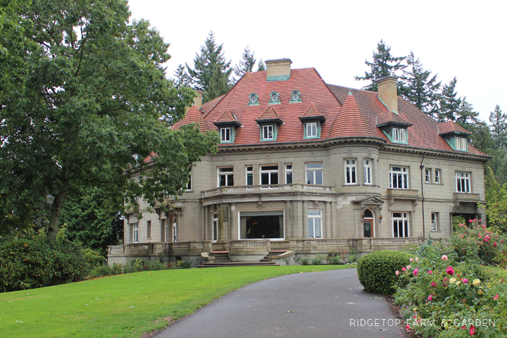 Ridgetop Farm & Garden | Pittock Mansion Museum
