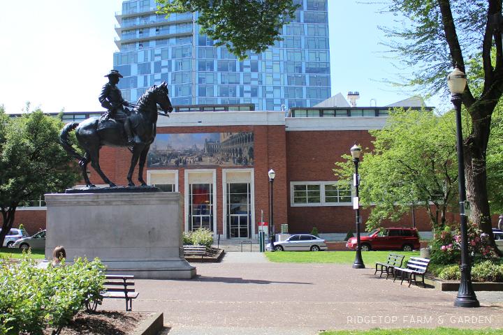 Ridgetop Farm & Garden |Portland Art Museum | Native American