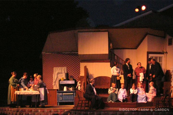 Ridgetop Farm & Garden | Walnut Grove | Wilder Pageant