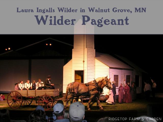 Ridgetop Farm & Garden   Walnut Grove   Wilder Pageant