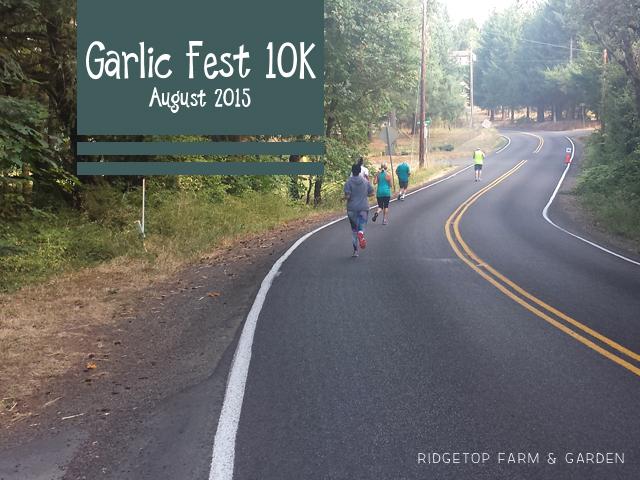 Garlic Fest 10K title