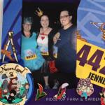 DIY Race Bib & Medal Canvas