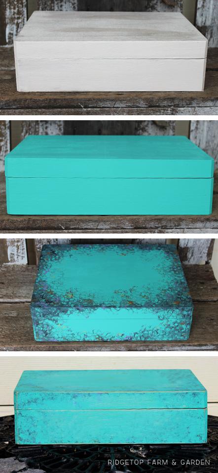 Ridgetop Farm and Garden   Vacation Memory Box