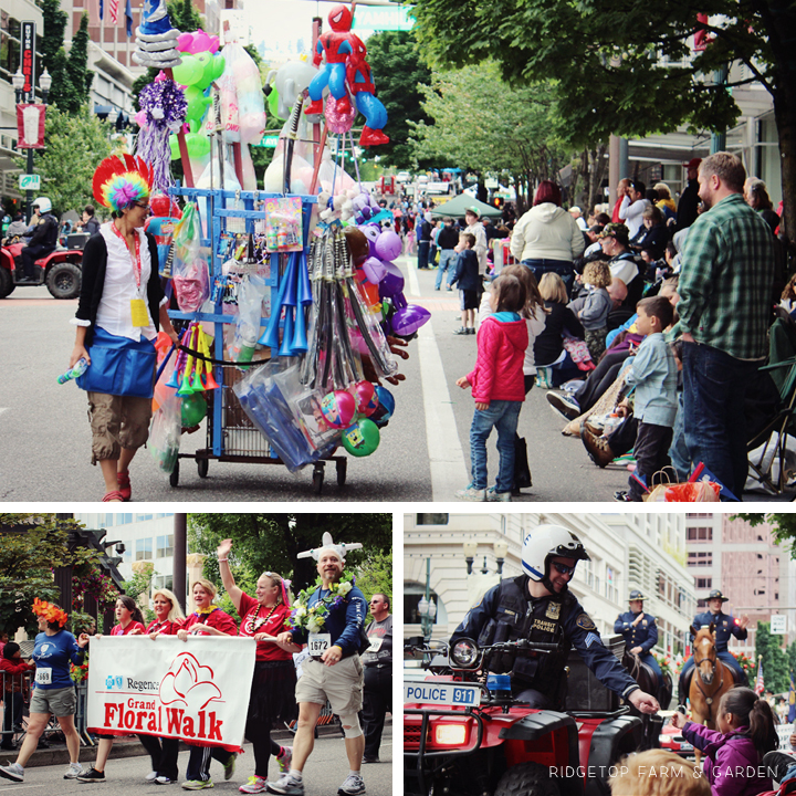 Ridgetop Farm and Garden | Rose Parade | Grand Floral Parade