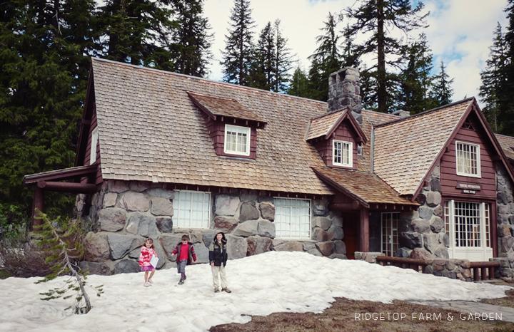 Ridgetop Farm and Garden   31 Days in Oregon   Crater Lake