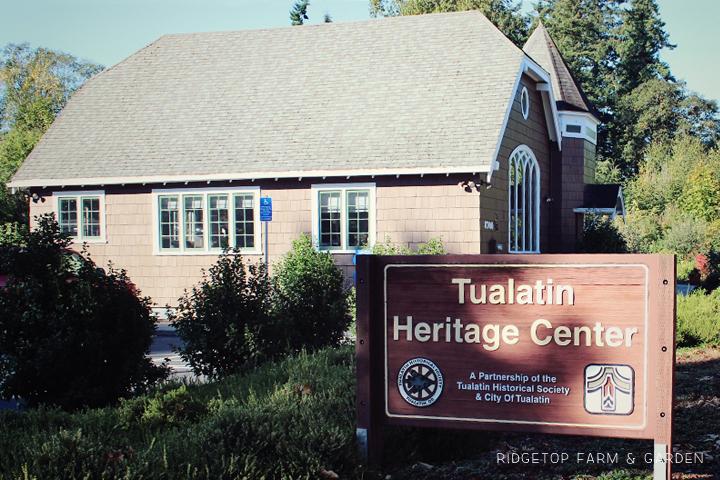 Ridgetop Farm and Garden | Tualatin Heritage Center