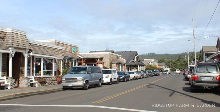Ridgetop Farm and Garden | 31 Days in Oregon | Cannon Beach
