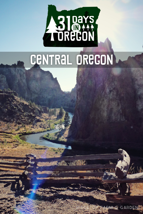 Ridgetop Farm and Garden | 31 Days in Oregon | Central Oregon