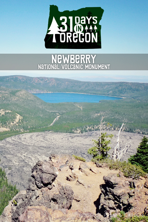 Ridgetop Farm and Garden | 31 Days in Oregon | Newberry National Volcanic Monument