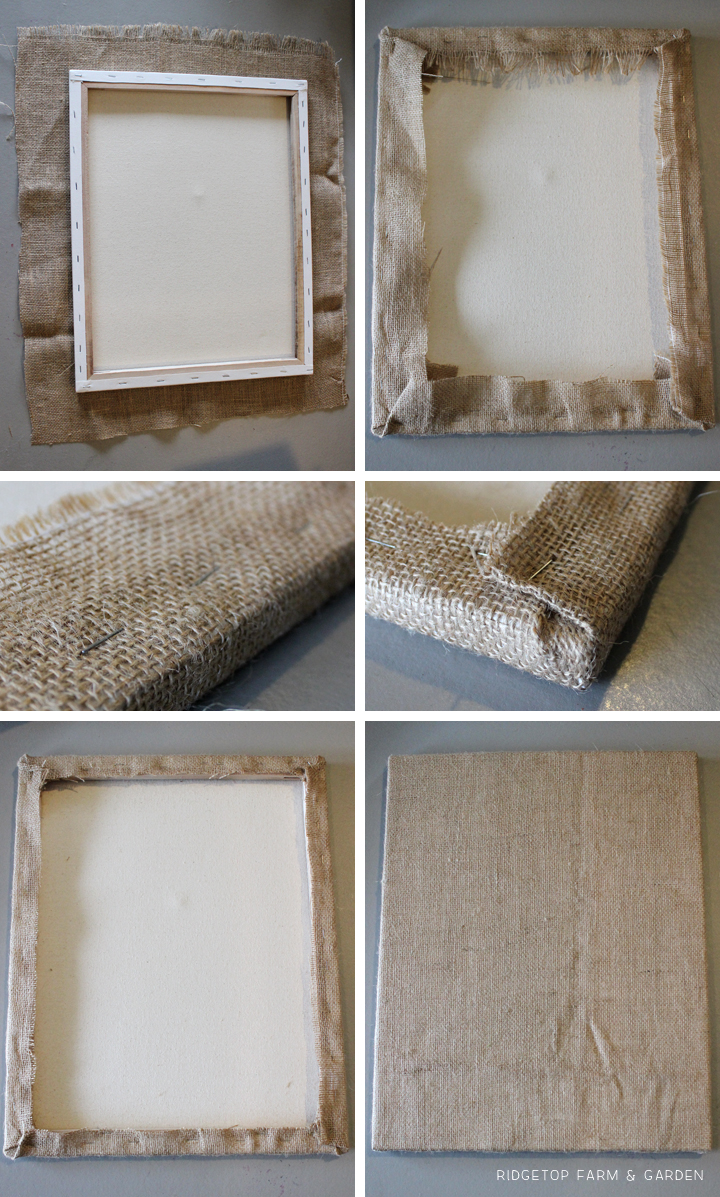 Ridgetop Farm and Garden | 12 Days of December | Warm Up Here Burlap and Canvas