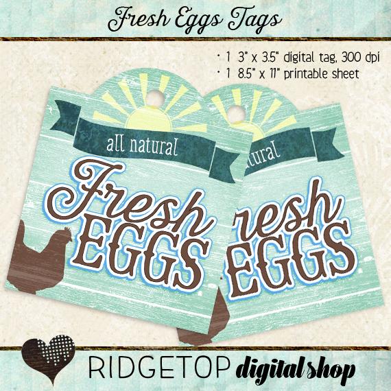 Ridgetop Digital Shop | Tags | Fresh Eggs