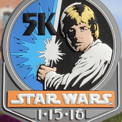 2016 Race Recap – Star Wars 5K