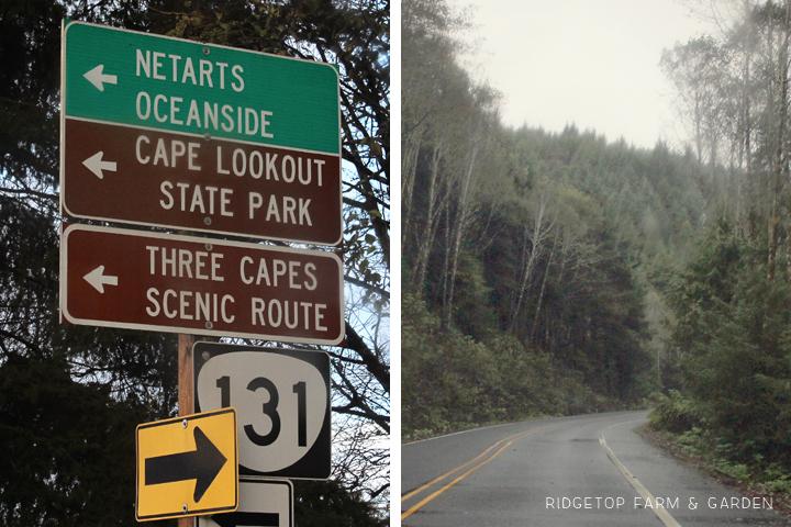 Ridgetop Farm and Garden | 31 Days in Oregon | Three Capes Scenic Route