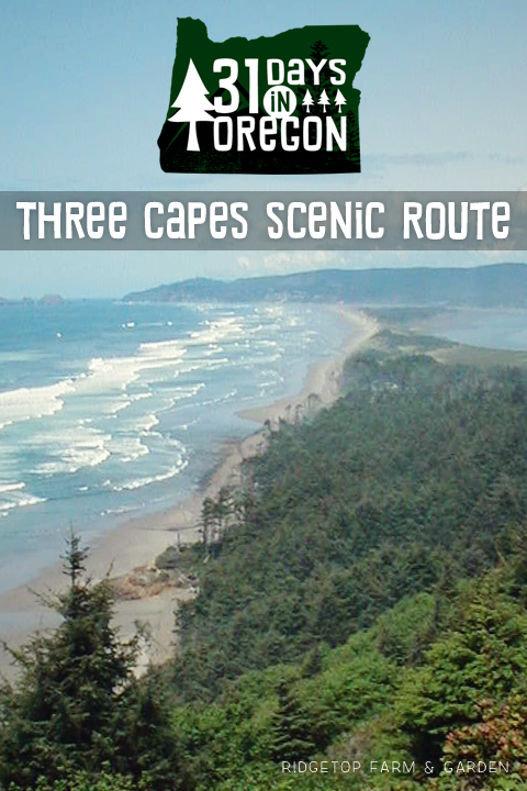Ridgetop Farm and Garden | 31 Days in Oregon | Three Capes Scenic Route