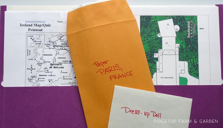 Ridgetop Farm and Garden | Continent Boxes | Europe