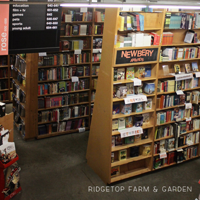 31 Days in Oregon: Powell's Books