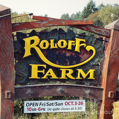 31 Days in Oregon: Roloff Farms