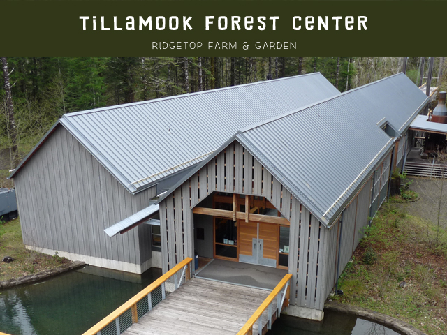 Ridgetop Farm and Garden | Home School | Tillamook Forest Center
