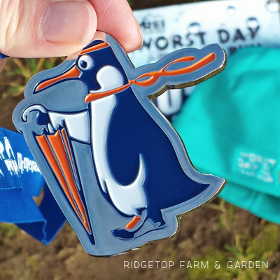 2016 Race Recap – Worst Day of the Year 5K