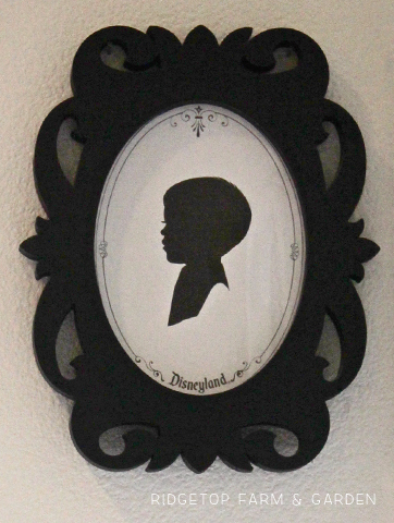 Ridgetop Farm and Garden | Disney Gallery Wall | Silhouette