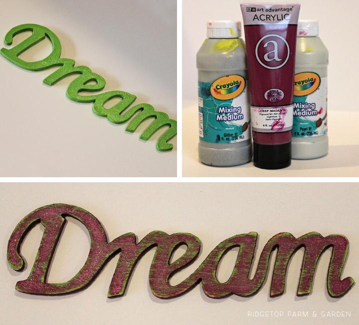 Ridgetop Farm and Garden   Disney Gallery Wall   Dream