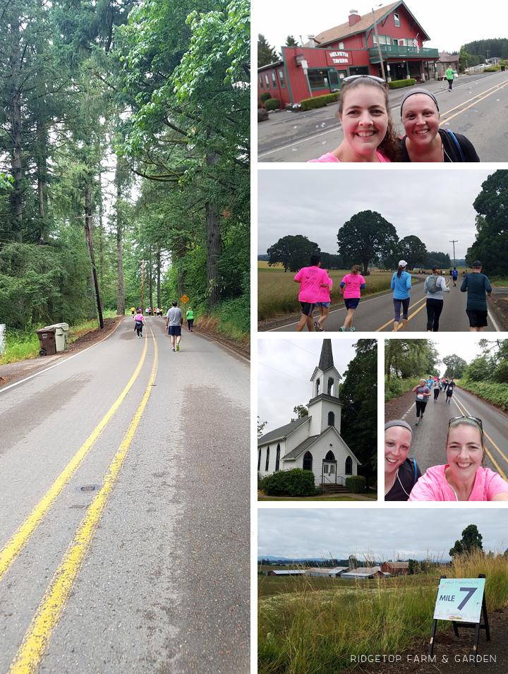 Ridgetop Farm and Garden | 2016 Race Recap | Helvetia Half Marathon