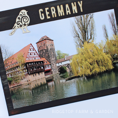 DIY Travel Photo Canvas