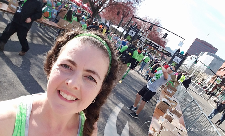 Ridgetop Farm and Garden | Ridgetop Runner | 2017 Race Recap | Shamrock Run | 15K