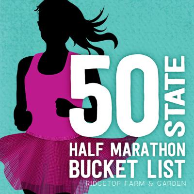 50 State Half Marathon Bucket List