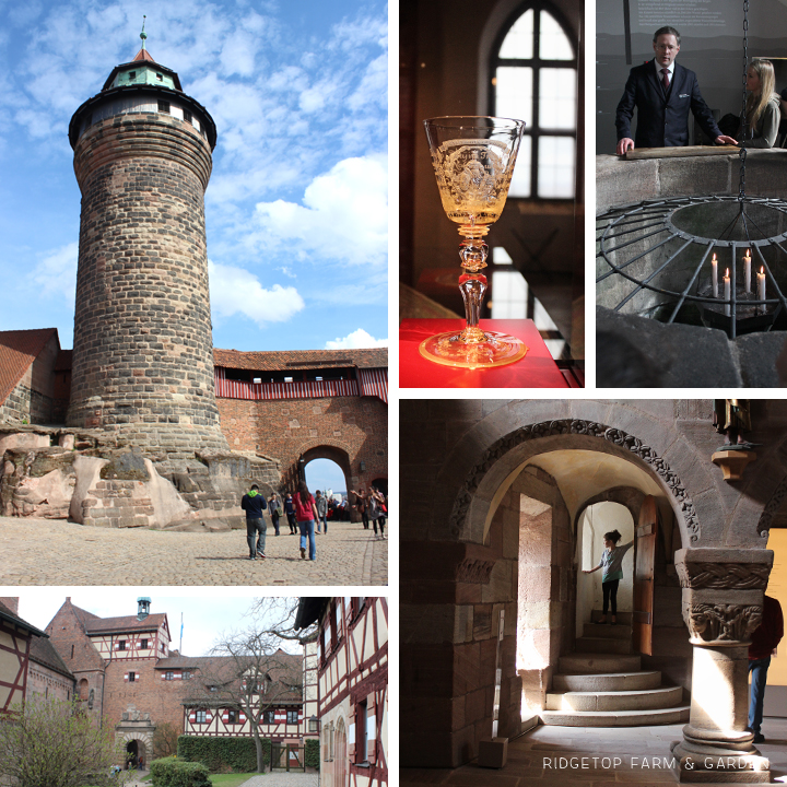 Ridgetop Farm and Garden | Travel | Germany | Nuremberg | Imperial Castle