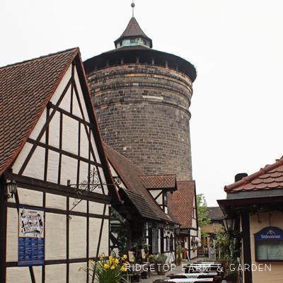 Exploring Nuremberg: Old Town