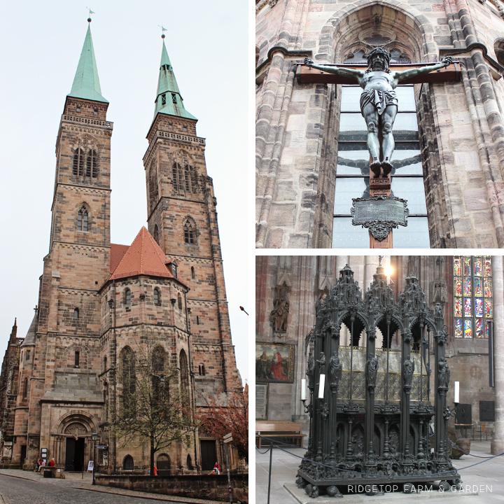 Ridgetop Farm and Garden | Travel | Germany | Nuremberg | Old Town | St Sebaldus