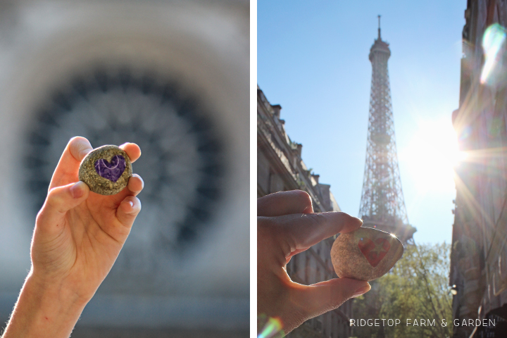 Ridgetop Farm and Garden | Travel | Europe | Paris | Love Rocks