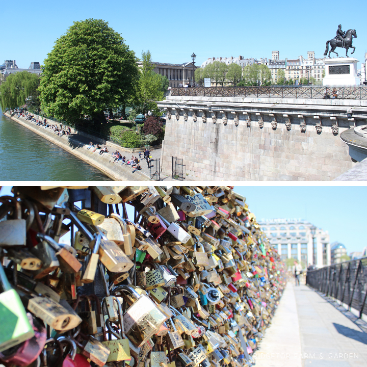 Ridgetop Farm and Garden | Travel | Paris | Love Locks