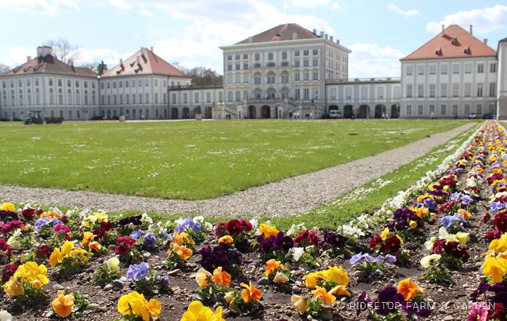 Ridgetop Farm and Garden   Travel   Germany   Nymphenburg Palace