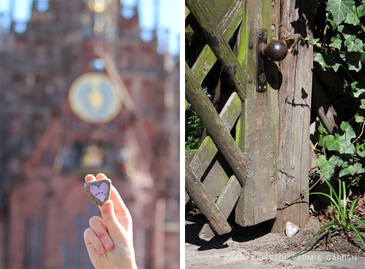 Ridgetop Farm and Garden | Travel | Germany | Nuremberg | Love Rocks